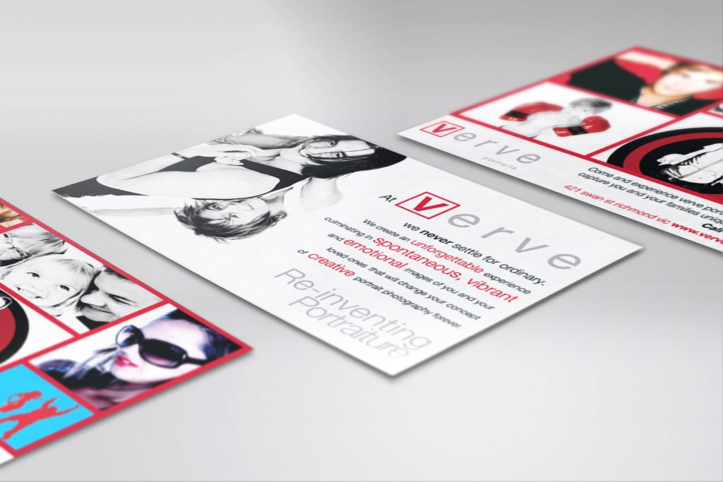 create advertising flyers